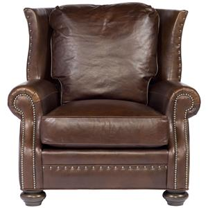 Vanguard Furniture Accent Chairs Wing Chair