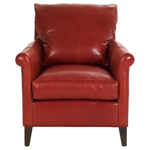 Gwynn Chair with Exposed Legs