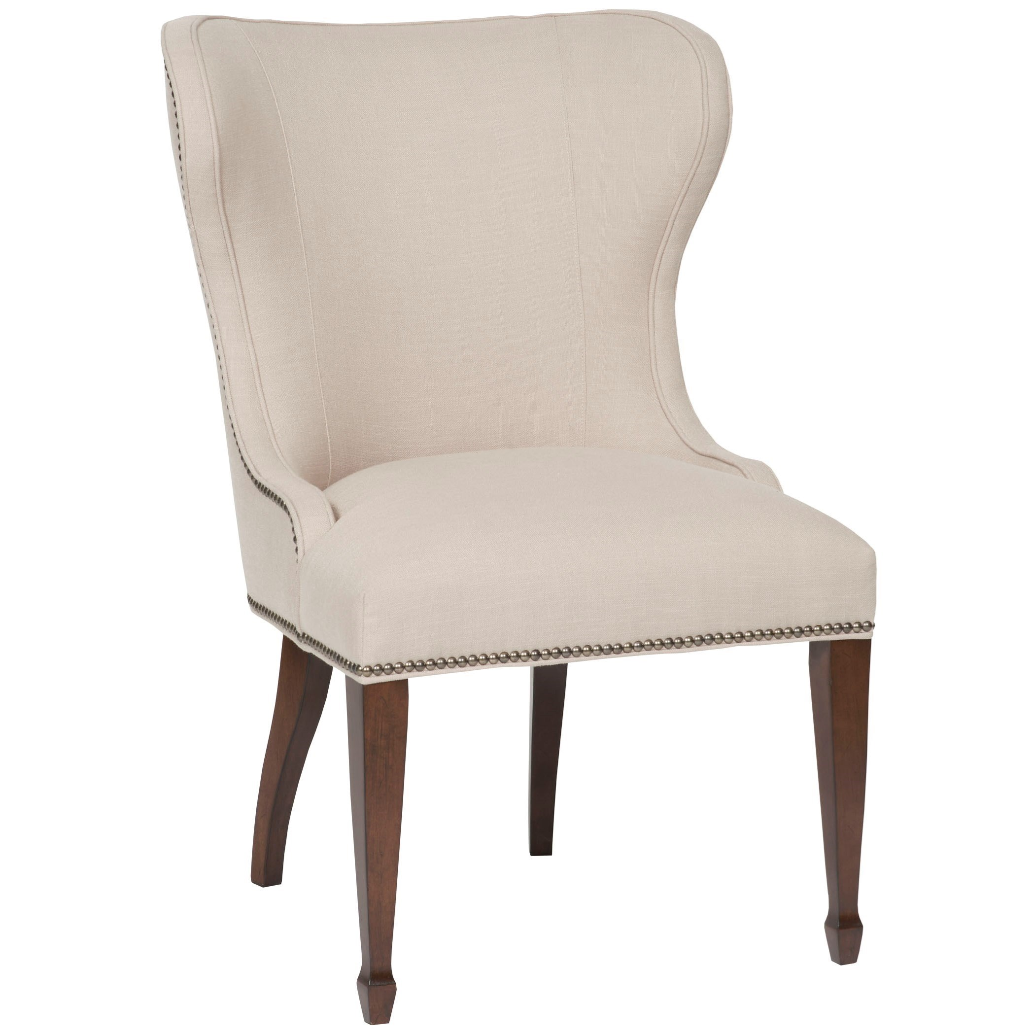 Vanguard Furniture Accent Chairs V424s Ava Side Chair With