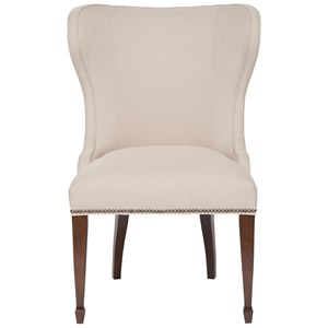Vanguard Furniture Accent Chairs Ava Side Chair