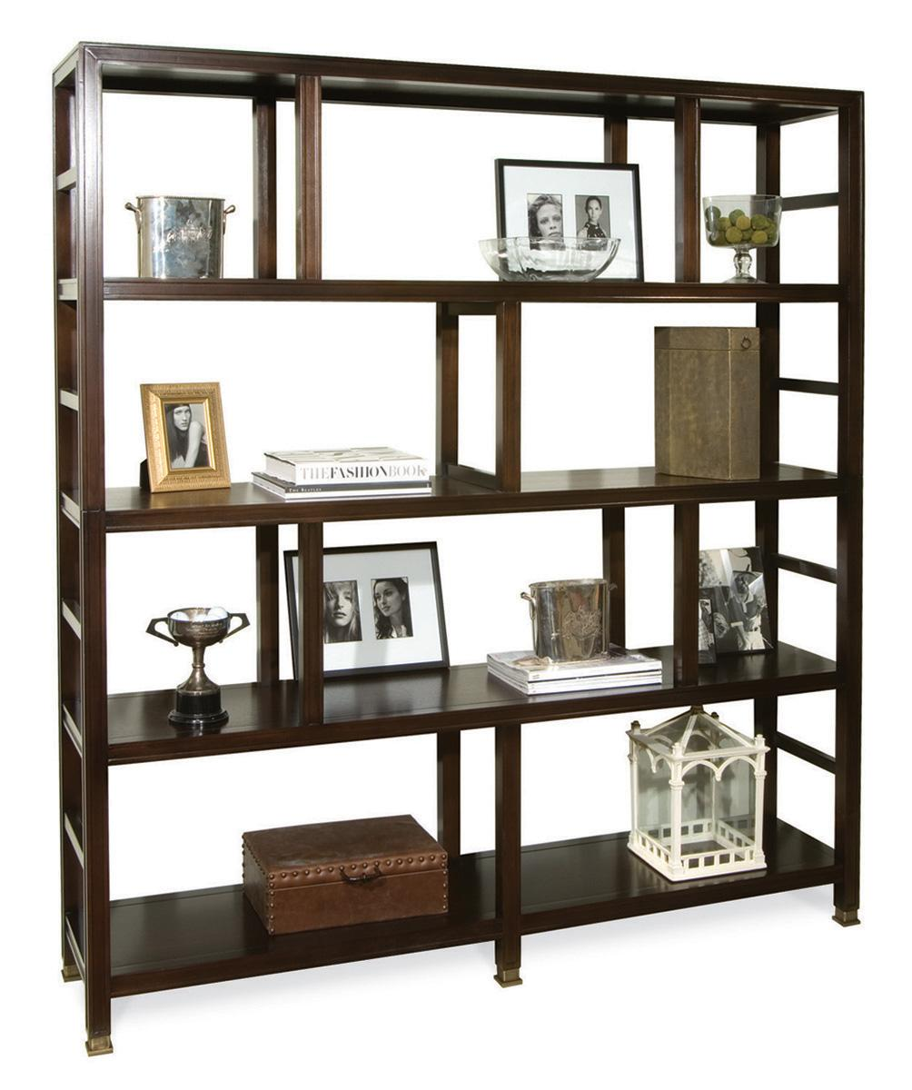 Accent and Entertainment Chests and Tables Bookcase by Vanguard Furniture at Baer's Furniture
