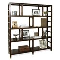 Vanguard Furniture Accent and Entertainment Chests and Tables Bookcase - Item Number: C309BC-ES