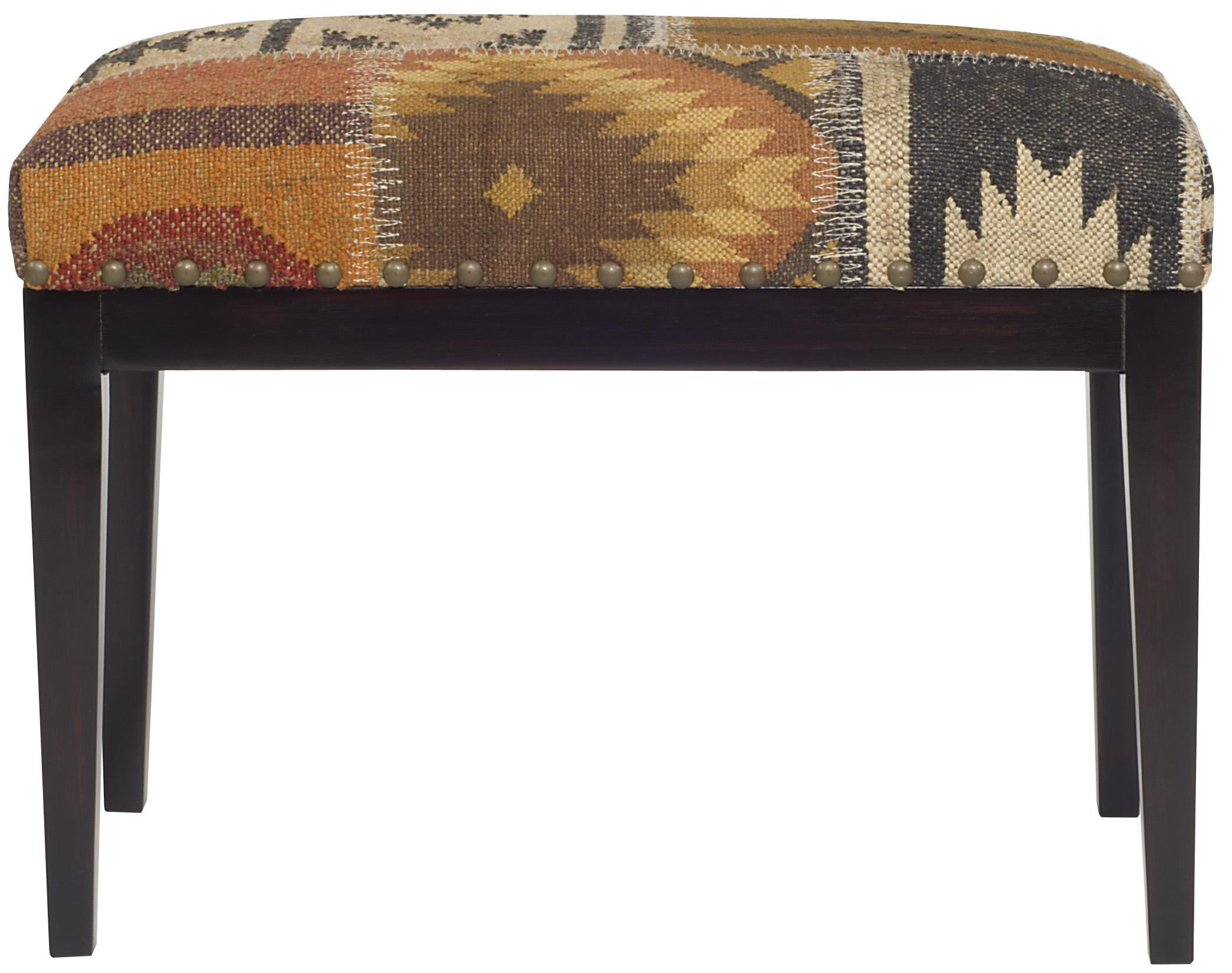 Accent and Entertainment Chests and Tables Ottoman by Vanguard Furniture at Baer's Furniture