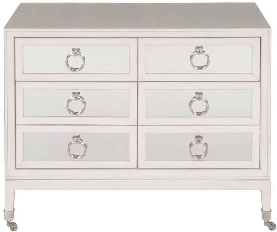Accent and Entertainment Chests and Tables Accent Chest by Vanguard Furniture at Baer's Furniture