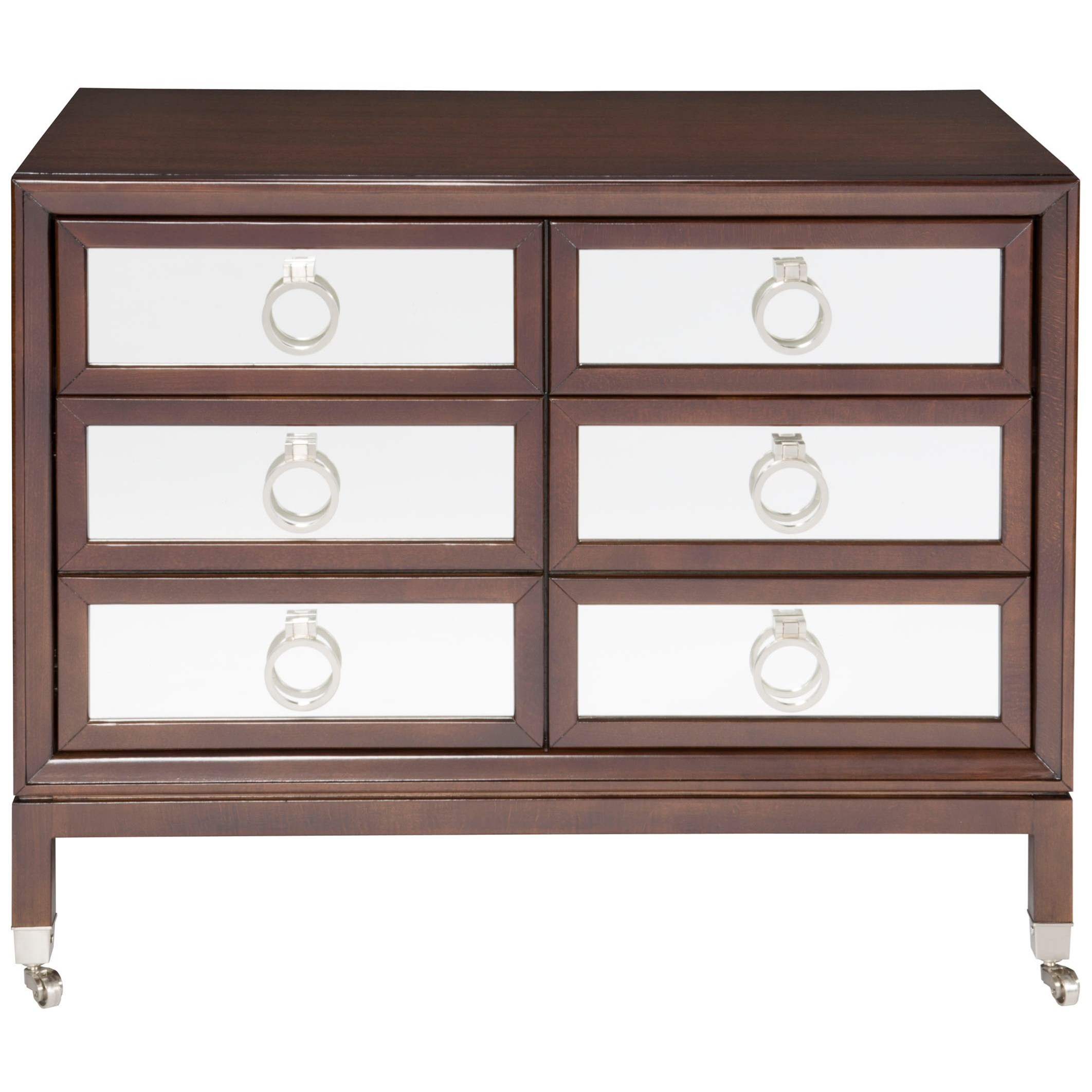 Accent and Entertainment Chests and Tables Accent Chest by Vanguard Furniture at Sprintz Furniture