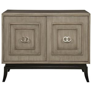 Vanguard Furniture Accent and Entertainment Chests and Tables Accent Cabinet