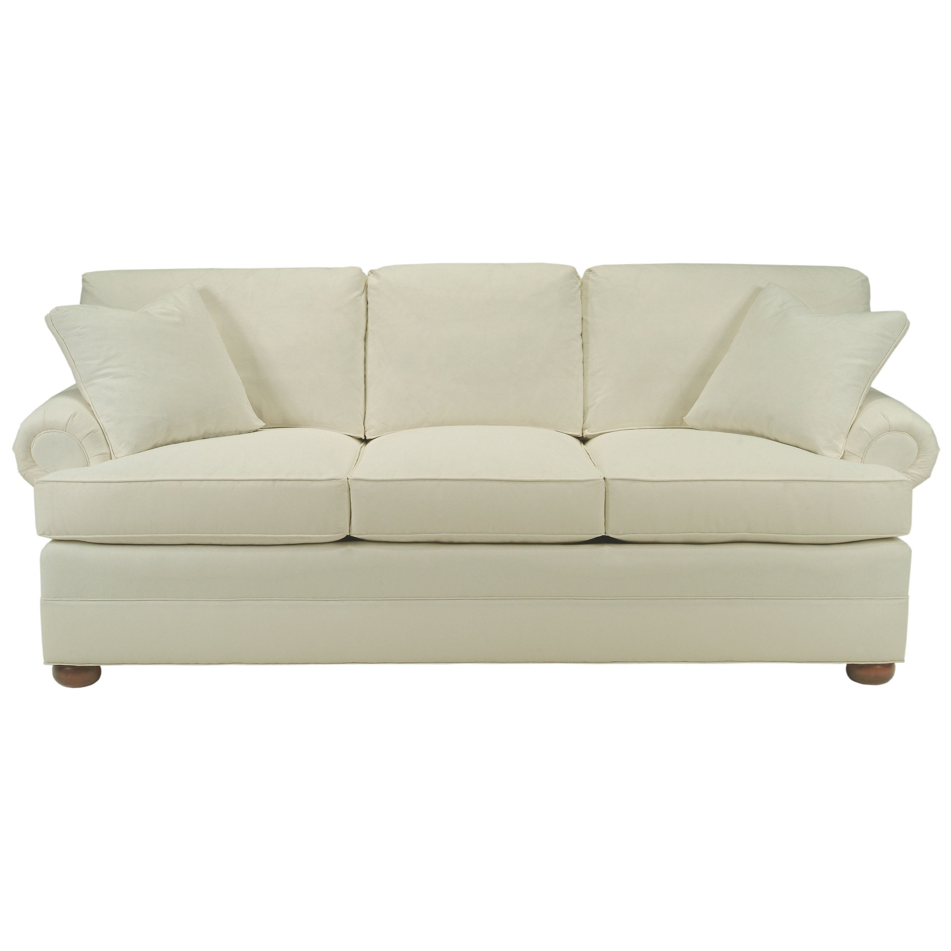 American Bungalow The Pines Sofa by Vanguard Furniture at Baer's Furniture
