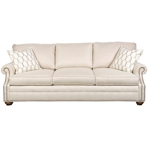Vanguard Furniture America Bungalow Gutherly Sofa