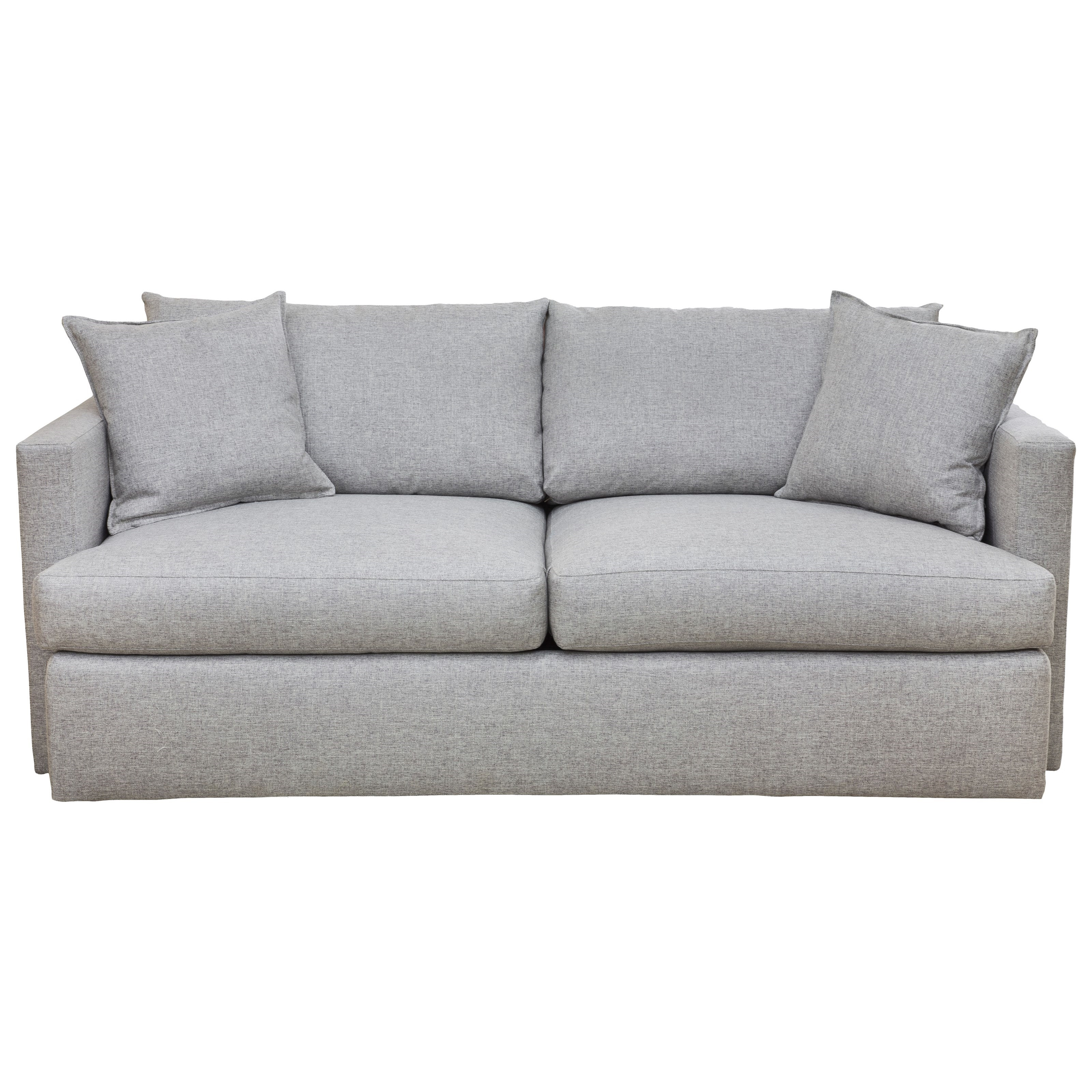 American Bungalow Two Seat Sofa by Vanguard Furniture at Baer's Furniture