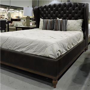 Vanguard Furniture Clearance Upholstered Bed