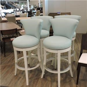 Vanguard Furniture Clearance Pair of Avery Swivel Stools