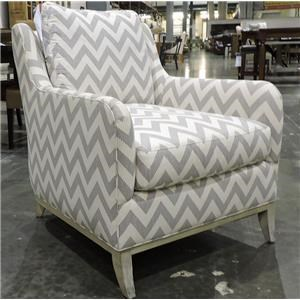Vanguard Furniture Clearance Upholstered Arm Chair