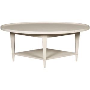 Vanguard Furniture Compendium Ares Cocktail Table
