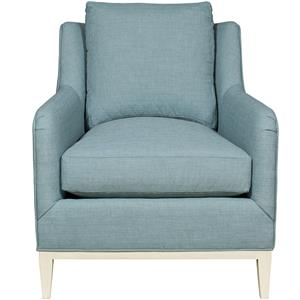 Vanguard Furniture Fisher Contemporary Chair