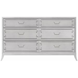 Vanguard Furniture Make it Yours Bedroom Customizable Williams Tall Dresser