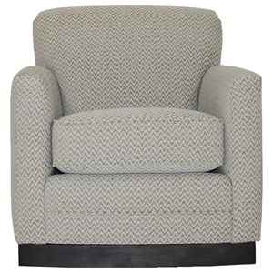 Vanguard Furniture Michael Weiss Paris Swivel Chair