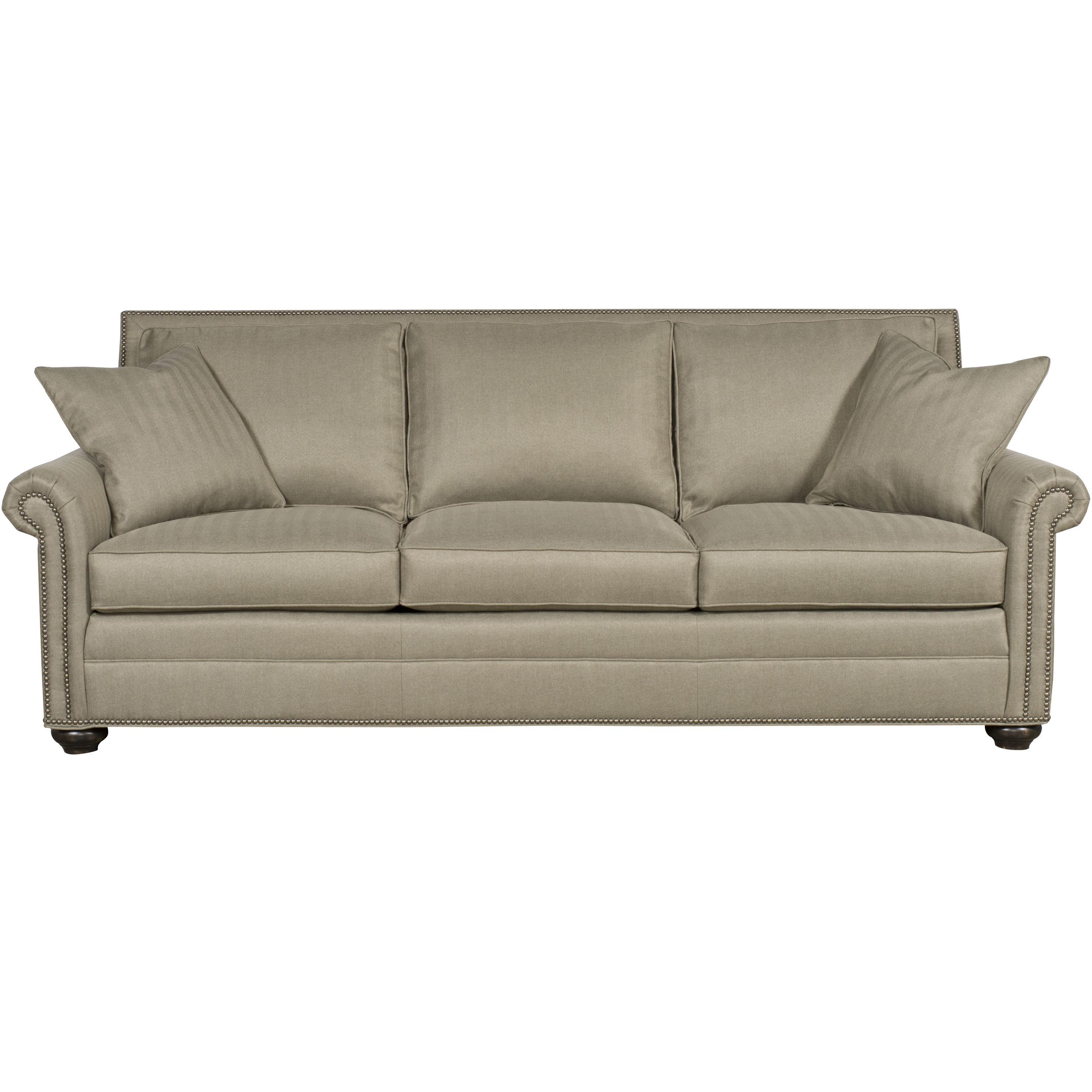 Vanguard Furniture Simpson Traditional Sofa Sleeper With