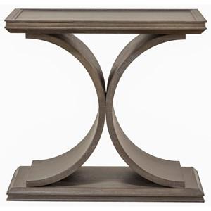 Strathmore Transitional Rectangular End Table