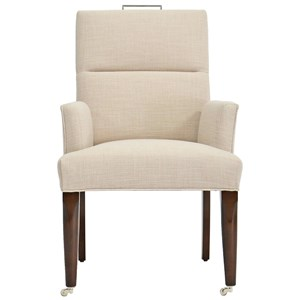 Vanguard Furniture Thom Filicia Home Collection Brattle Road Arm Chair