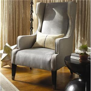 Vanguard Furniture Thom Filicia Home Collection Wing Chair