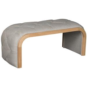 Vanguard Furniture Thom Filicia Home Collection Upholstered Bench