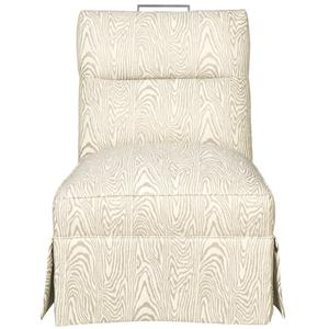 Vanguard Furniture Thom Filicia Home Collection Armless Chair