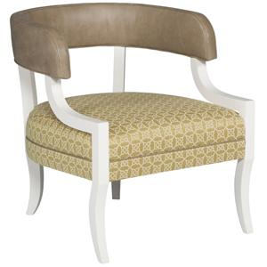 Vanguard Furniture Thom Filicia Home Collection Exposed Wood Chair