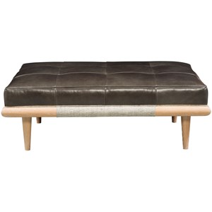 Vanguard Furniture Thom Filicia Home Collection Chatfield Ottoman