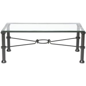 Vanguard Furniture Thom Filicia Home Collection Cocktail Table