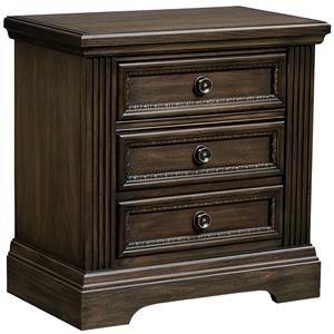 Vaughan Bassett Affinity Night Stand - 2 Drawer