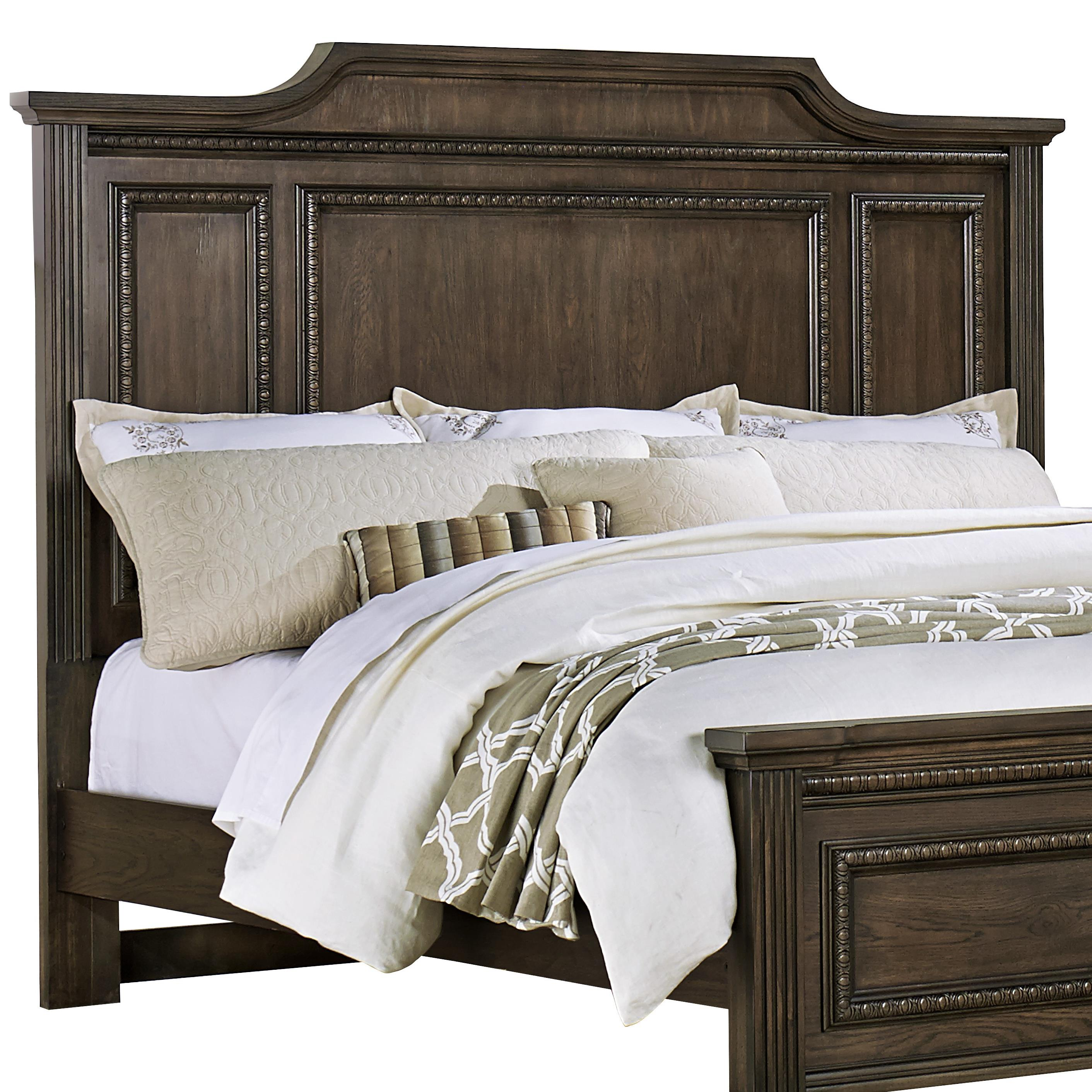 Vaughan Bassett Affinity King Mansion Headboard - Item Number: 560-668