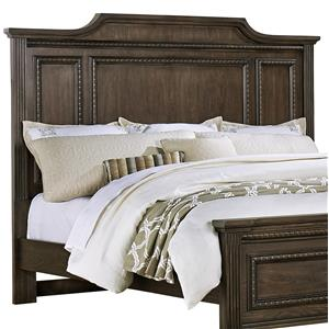 Vaughan Bassett Affinity King Mansion Headboard
