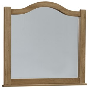 Arched Mirror - Beveled Glass
