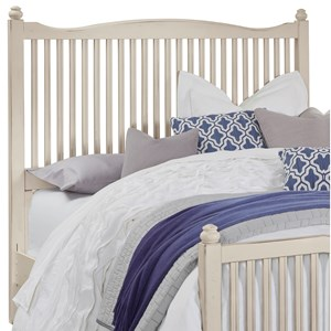 Vaughan Bassett American Maple Full Slat Headboard