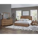 Vaughan Bassett American Modern King Bedroom Group - Item Number: 652 K Bedroom Group 2