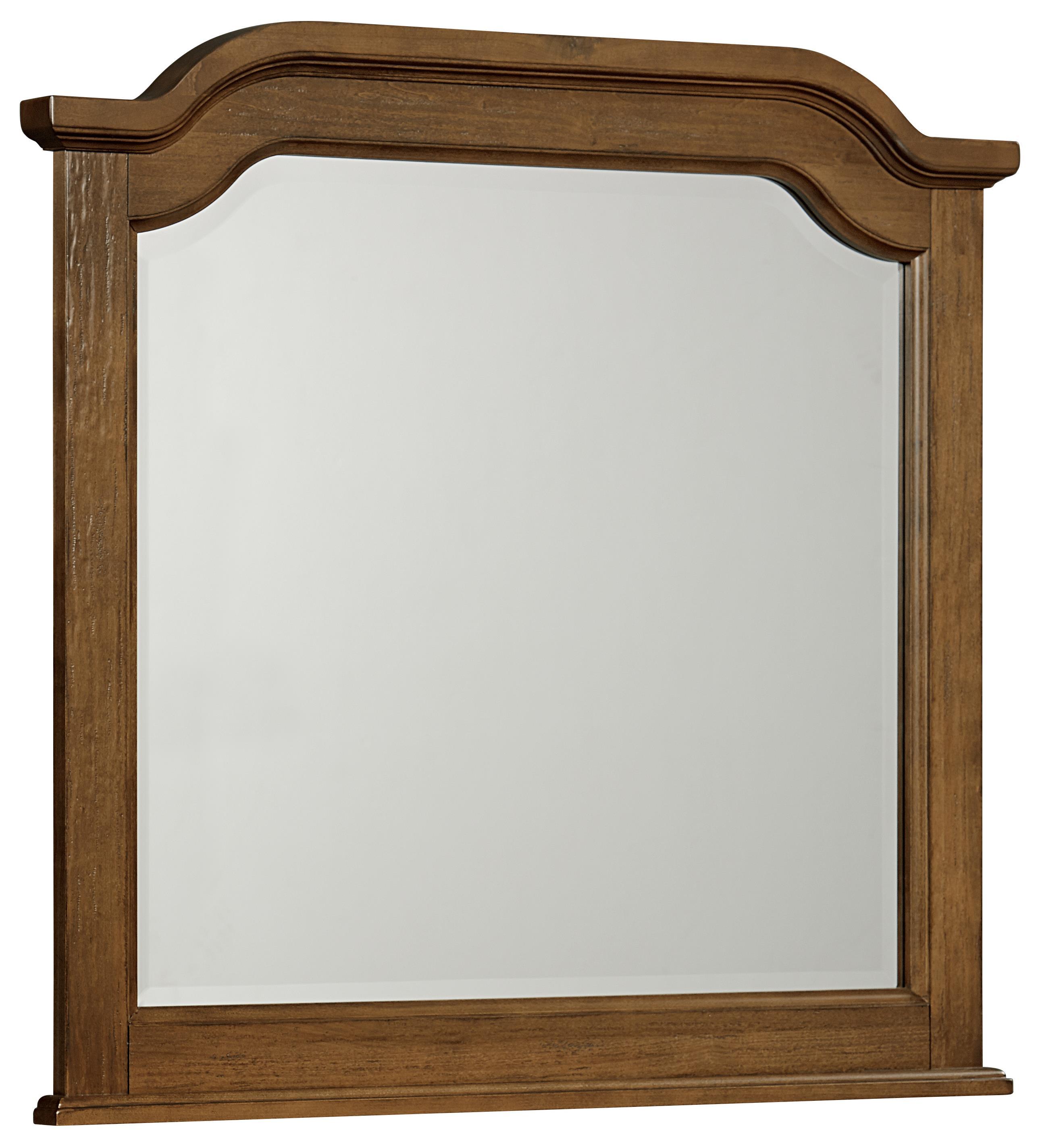 Vaughan Bassett Arrendelle Arch Mirror - Item Number: 440-446