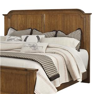 Vaughan Bassett Arrendelle Queen Mansion Headboard
