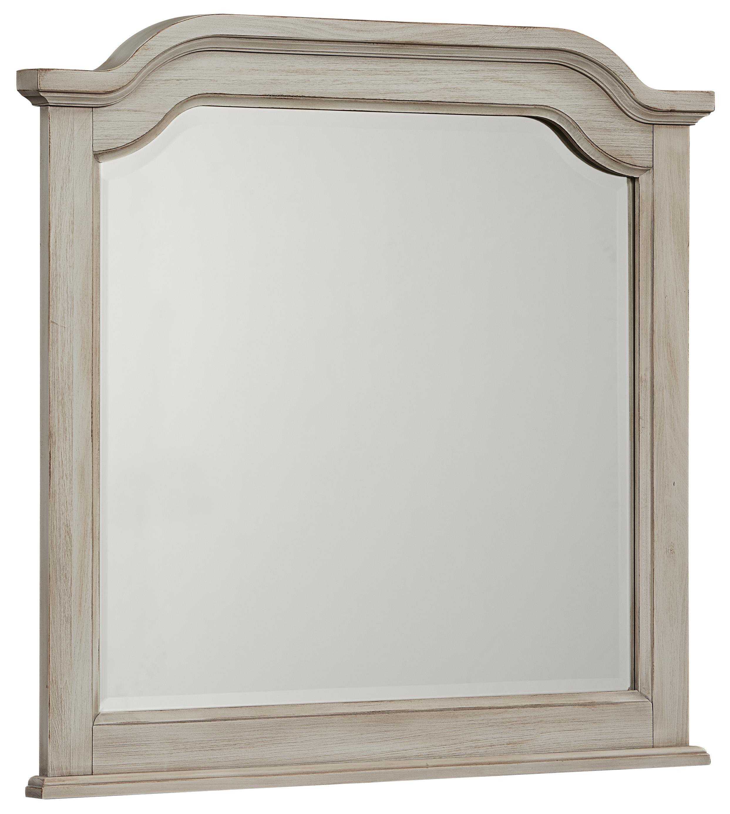 Vaughan Bassett Arrendelle Arch Mirror - Item Number: 442-446