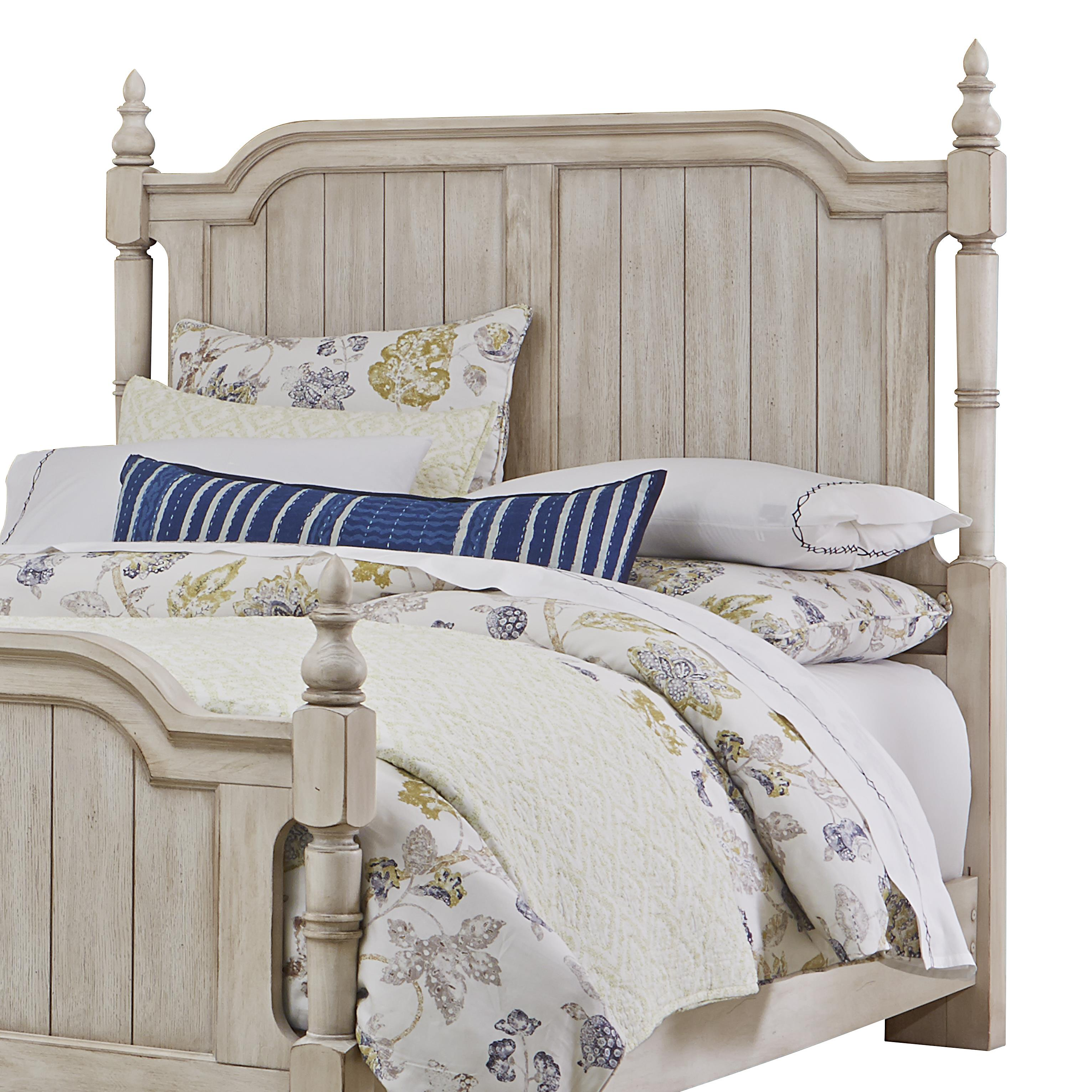 Vaughan Bassett Arrendelle Queen Poster Headboard - Item Number: 442-559