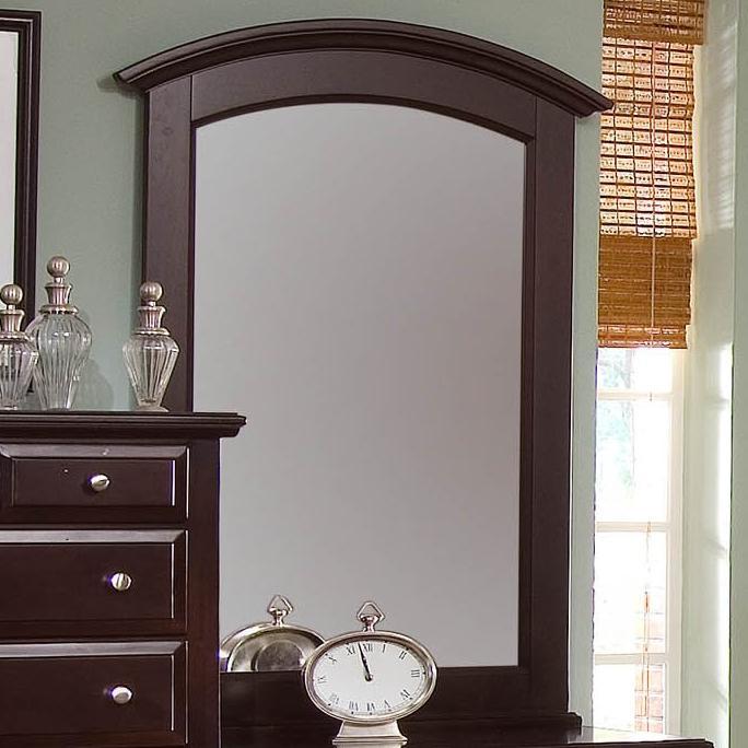 Vaughan Bassett Hamilton/Franklin Vanity Mirror - Item Number: BB4-443