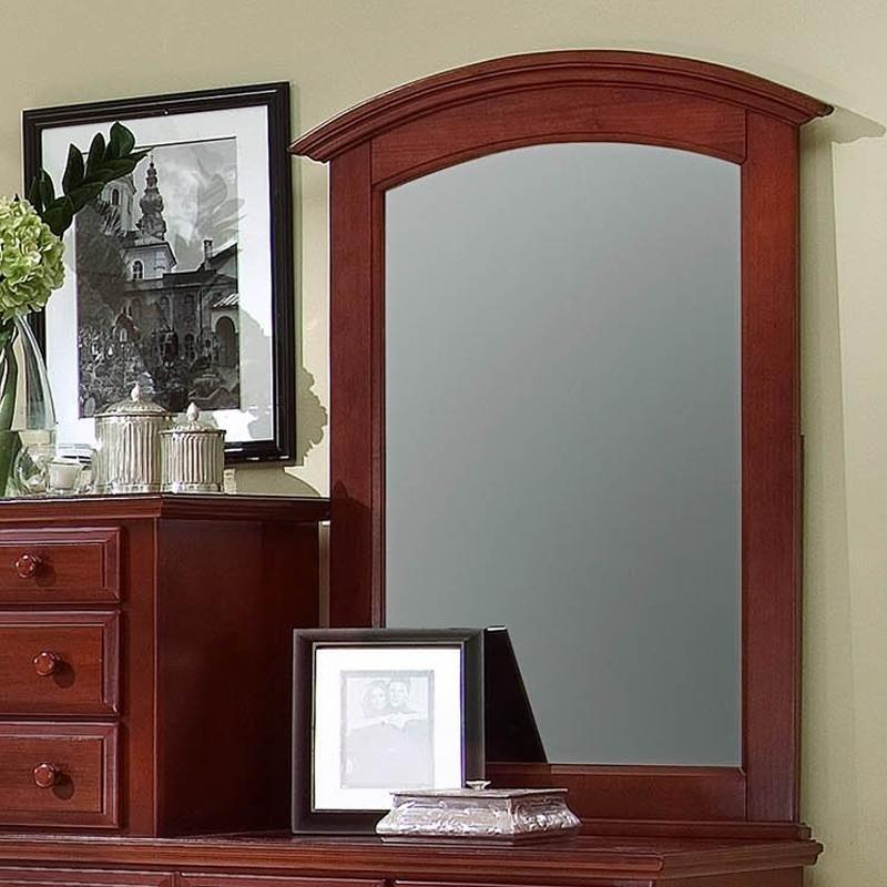 Vaughan Bassett Hamilton/Franklin Vanity Mirror - Item Number: BB5-443