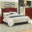 Vaughan Bassett Hamilton/Franklin King/California King Panel Headboard - Bed Shown May Not Represent Size Indicated