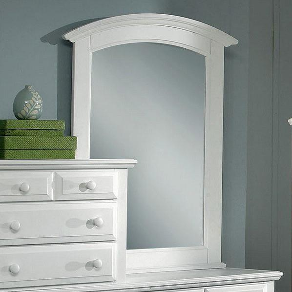Vaughan Bassett Hamilton Franklin Vanity Mirror - Item Number: BB6-443