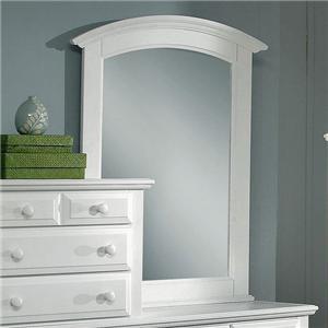 Vaughan Bassett Hamilton Franklin Vanity Mirror