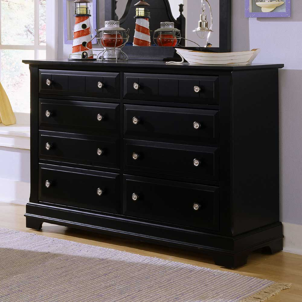 Vaughan Bassett Cottage Double Dresser - Item Number: BB16-001