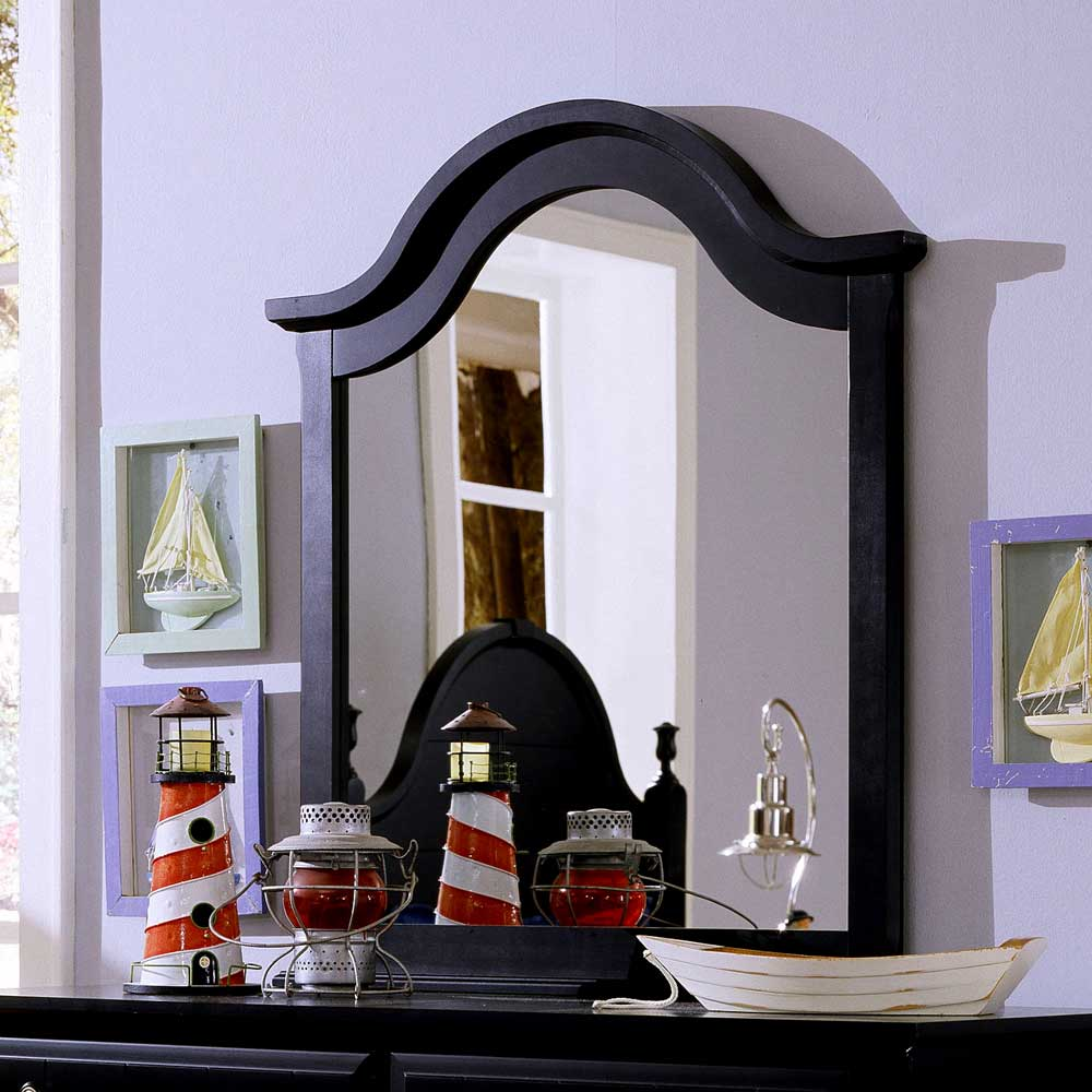 Vaughan Bassett Cottage Mirror - Item Number: BB16-442