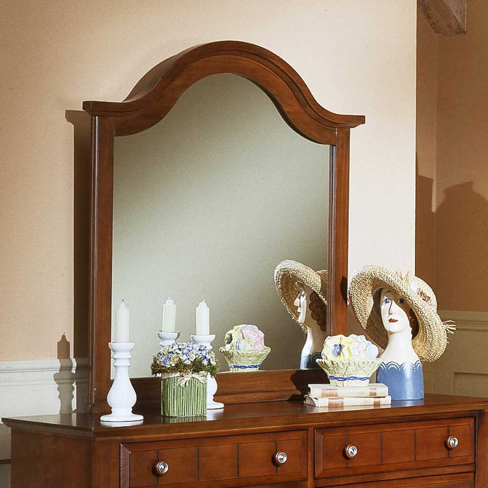 Vaughan Bassett Cottage Mirror - Item Number: BB19-442