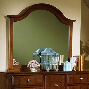 Vaughan Bassett Cottage Mirror