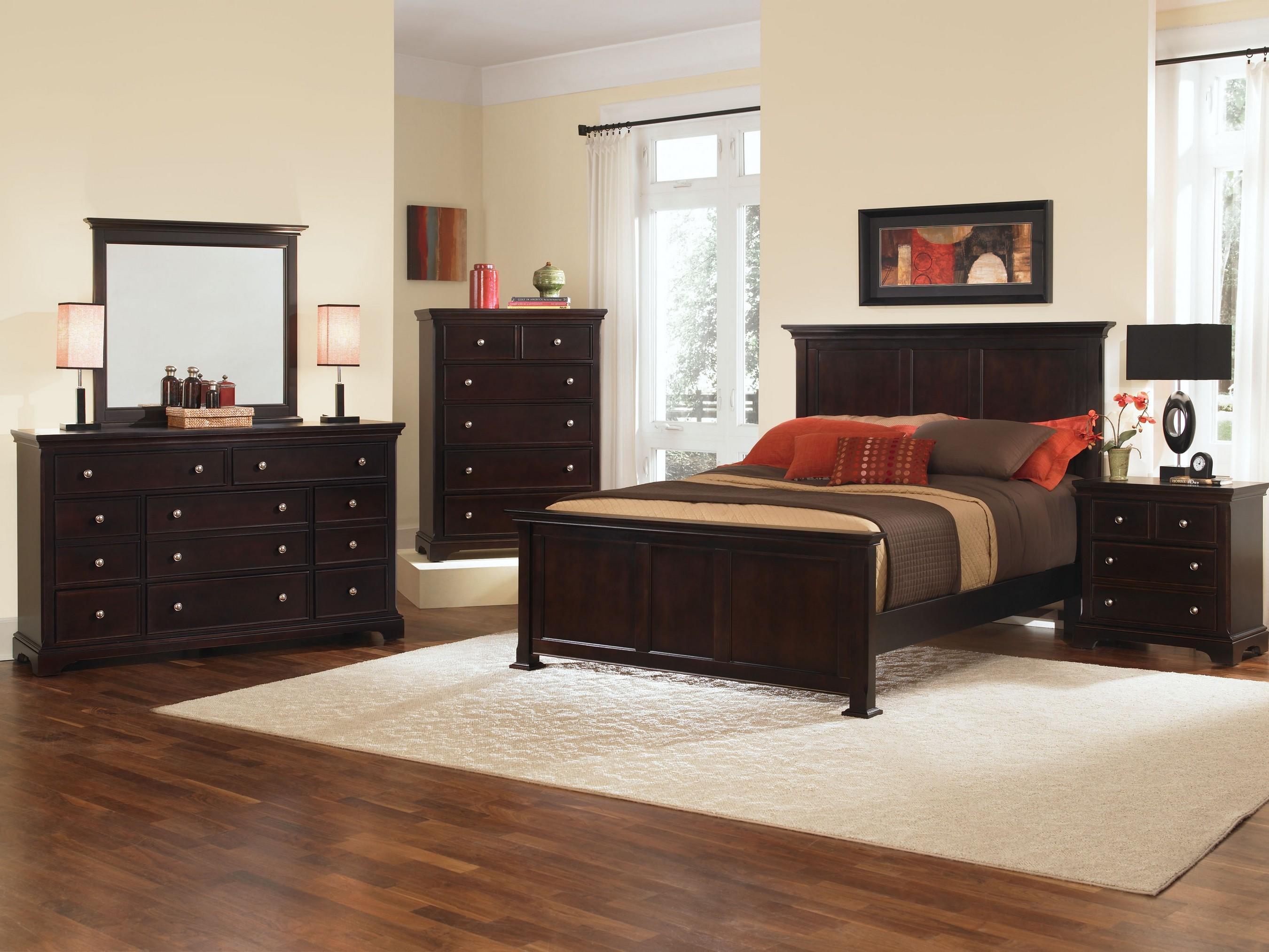 Vaughan Bassett Forsyth California King Bedroom Group - Item Number: BB76 CK Bedroom Group 2