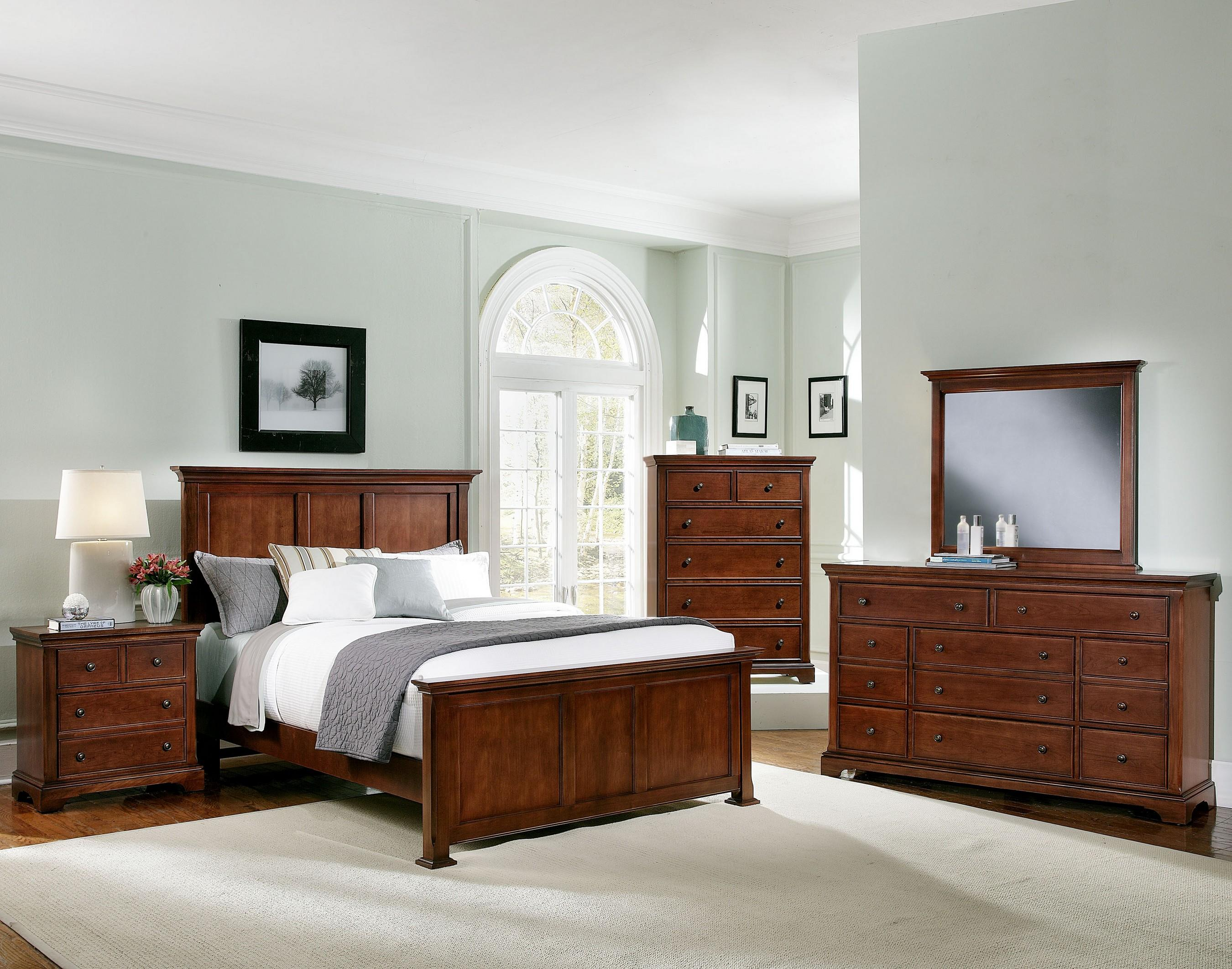 Vaughan Bassett Forsyth California King Bedroom Group - Item Number: BB77 CK Bedroom Group 2